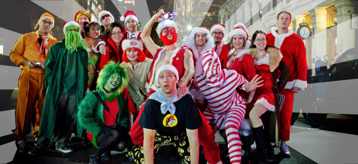 12 Gays of Christmas in Austin Gay Events in Austin