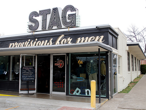 Local clothing stores