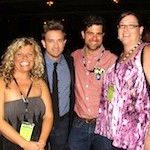 Volunteer with the Austin Gay and Lesbian Independent Film Festival