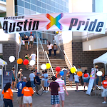 volunteer with the pride foundation
