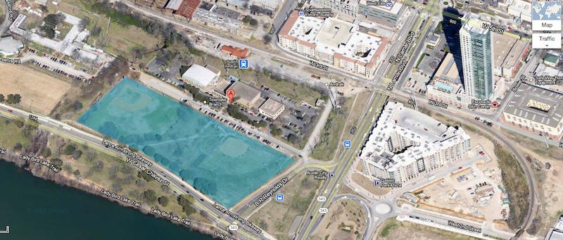 Austin Aquatic Center Satellite