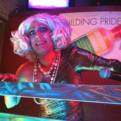 Drag Queen Bingo Gay Bar Austin
