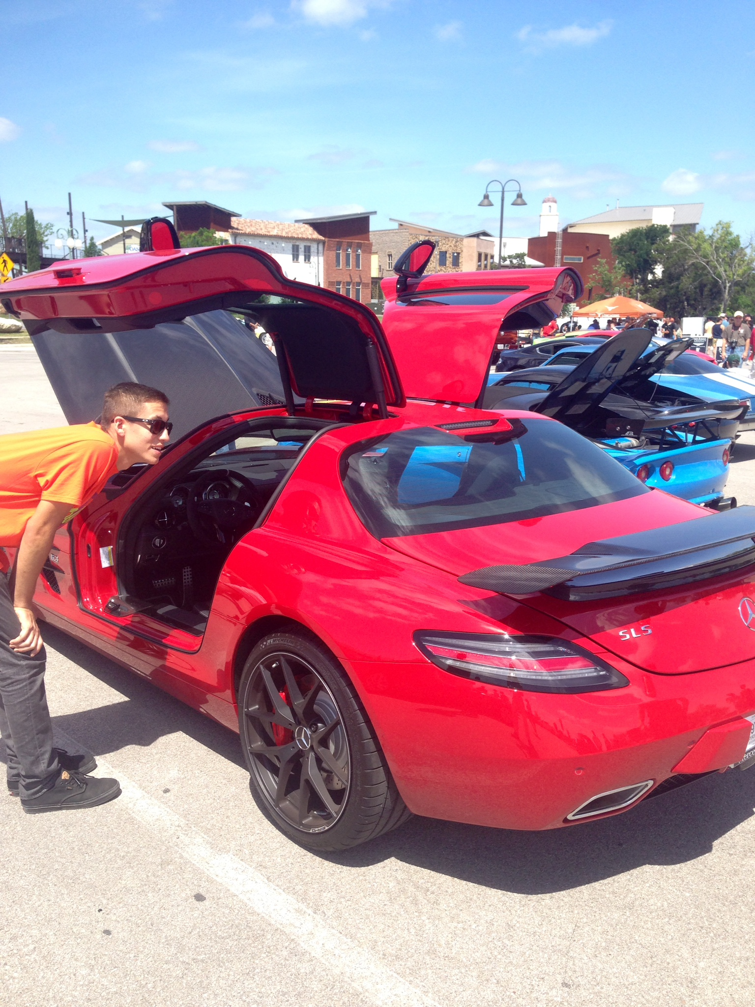 Cars And Coffee Austin Experience Gay In Austin A Relocation - Mercedes tx car show